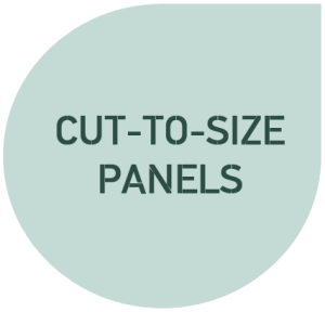 CutList Cut to size panels - services