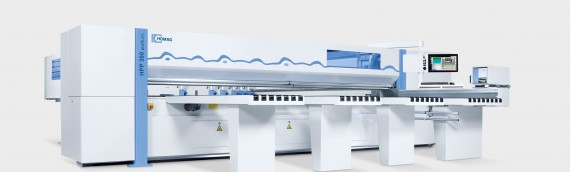 Homag HPP300 Fully Automated BEAM SAW coming to CutList